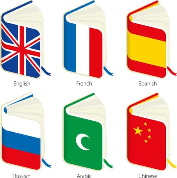 الترجمات ال8 الأكثر ترجمة من العربي للانكليزي حول العالم